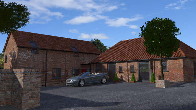 4 Bedrooms Detached House for sale in Barn Conversion, Broadhembury