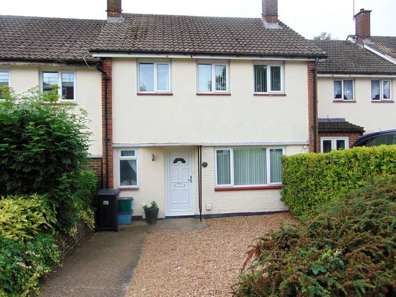 3 Bedrooms Terraced House for sale in Tedder Road, South Croydon, CR2 8AP