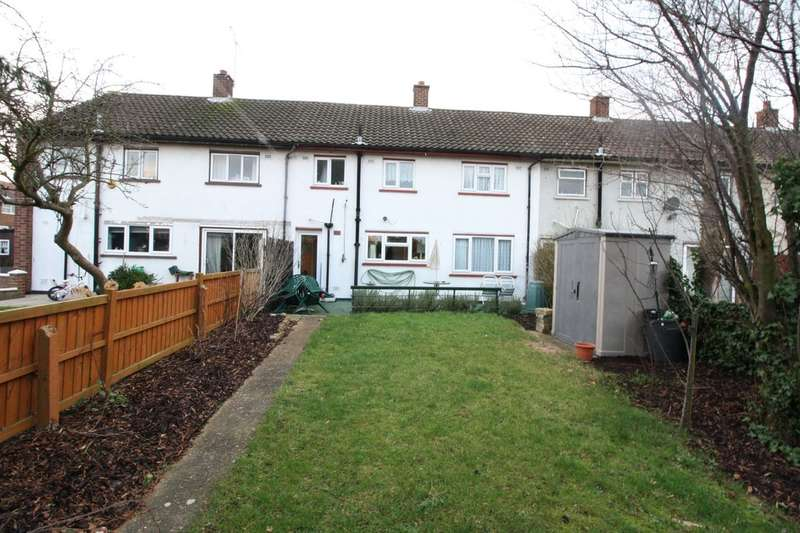 3 Bedrooms Terraced House for sale in Silverwood Close, Stifford Clays