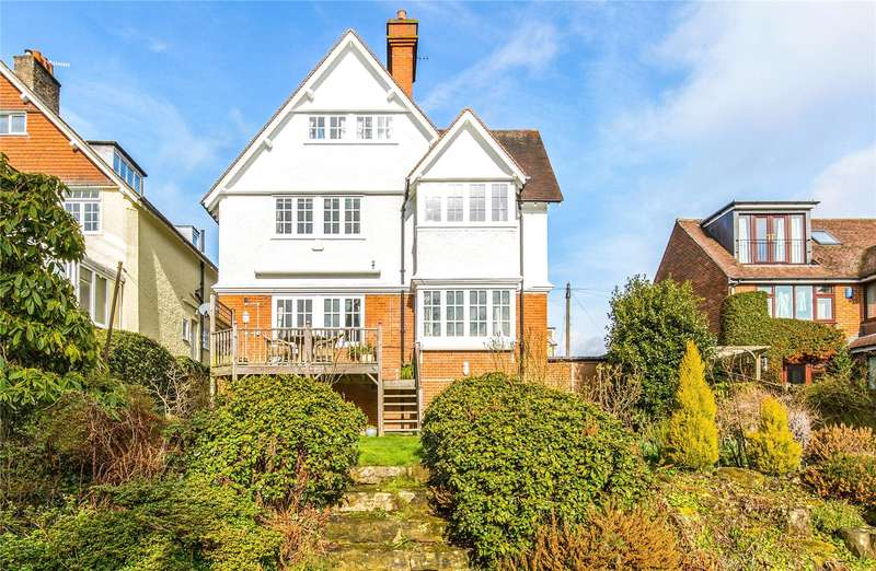 6 Bedrooms Detached House for sale in Rusthall Park, Tunbridge Wells, Kent, TN4