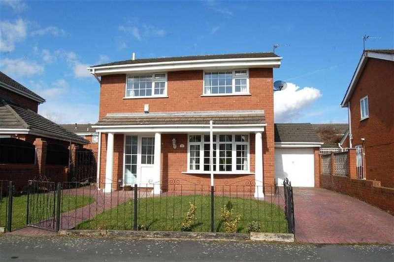 3 Bedrooms Detached House for sale in Dunmore Road, Little Sutton, Ellesmere Port