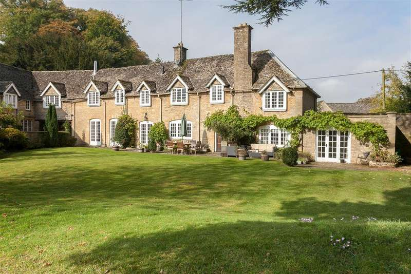 4 Bedrooms Country House Character Property for sale in Shipton-Under-Wychwood, Oxfordshire