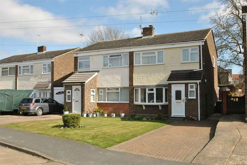 3 Bedrooms Semi Detached House for sale in Capel Road, Rayne, Braintree, Essex