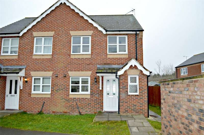 3 Bedrooms Semi Detached House for sale in St Chads Way, Barton-Upon-Humber, North Lincolnshire, DN18