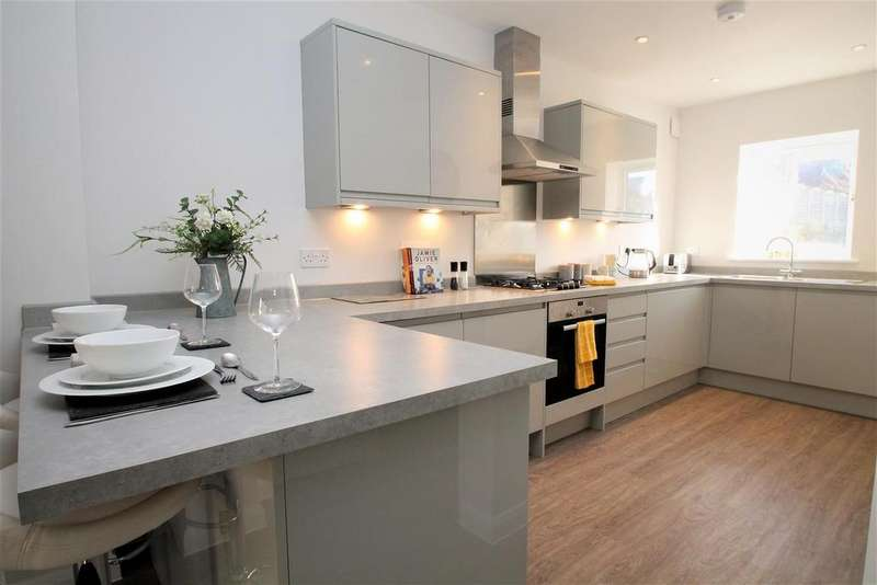 2 Bedrooms Semi Detached House for sale in NEW DEVELOPMENT THIRTEEN 2, 3 4 BED HOMES