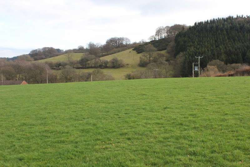 4 Bedrooms Plot Commercial for sale in Cyffylliog, Ruthin