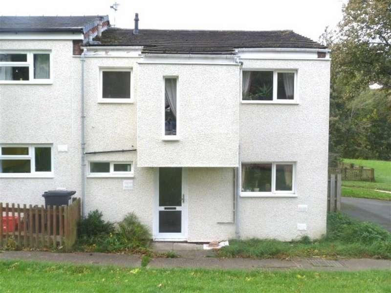 3 Bedrooms Terraced House for sale in 210, Lon Masarn, Trehafren, Newtown, Powys, SY16
