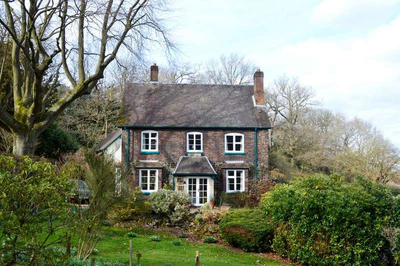 4 Bedrooms Detached House for sale in Maidenhill, Shrewsbury Road, All Stretton, Church Stretton SY6