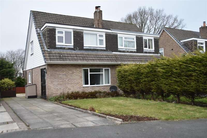 3 Bedrooms Semi Detached House for sale in Empress Way, Chorley