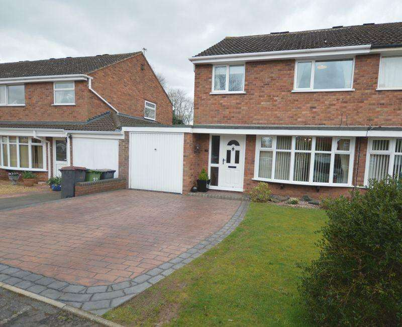 3 Bedrooms Semi Detached House for sale in Gilpin Road, Telford