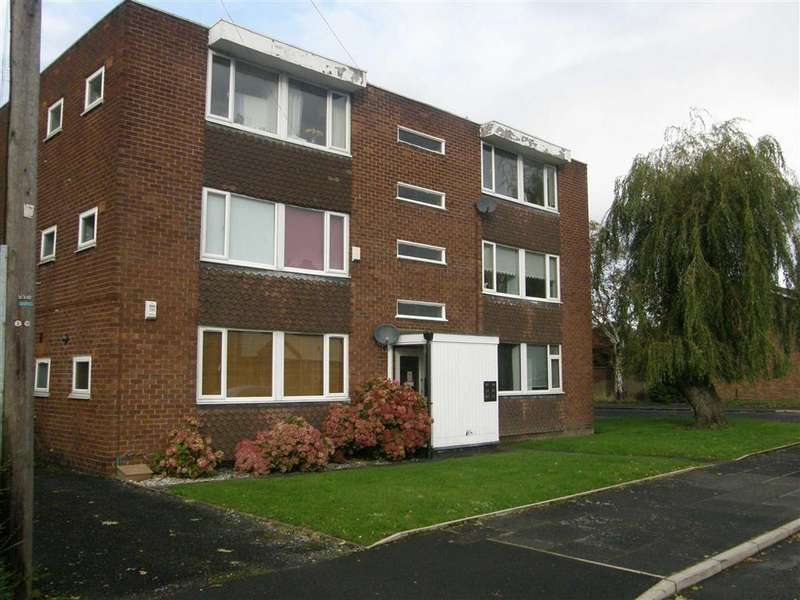 2 Bedrooms Flat for sale in Sark Road, Chorlton, Manchester