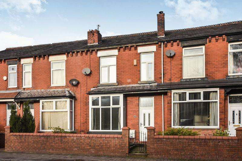 3 Bedrooms Terraced House for sale in Thicketford Road, Tonge Park, Bolton