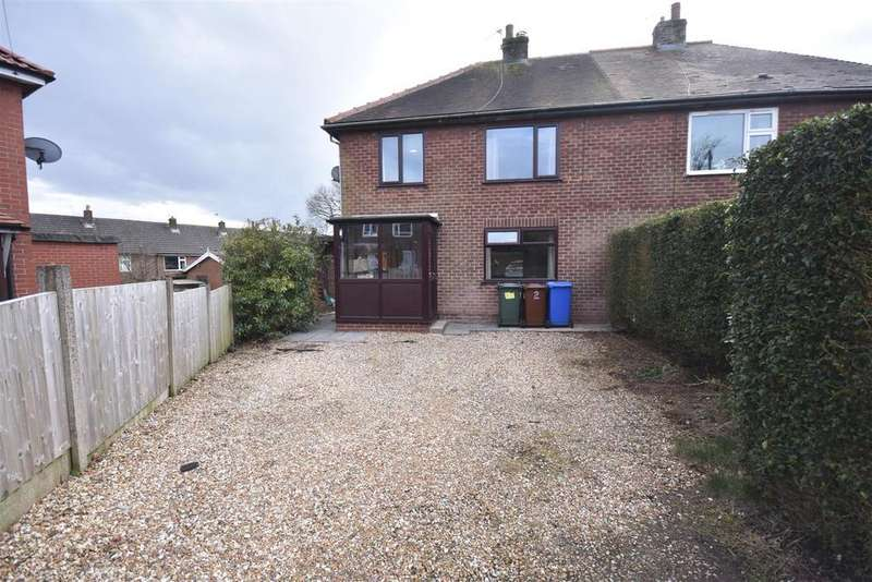 3 Bedrooms Semi Detached House for sale in Highfield, Brinscall, Chorley