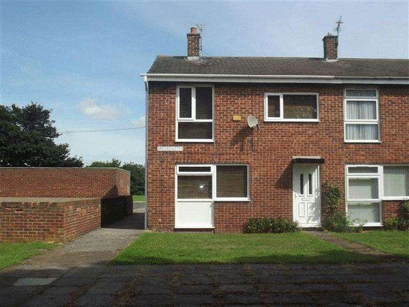 3 Bedrooms Terraced House for sale in Cloverdale, Bedlington
