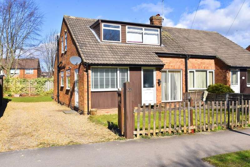 4 Bedrooms Semi Detached House for sale in Woodfield Road, Harrogate