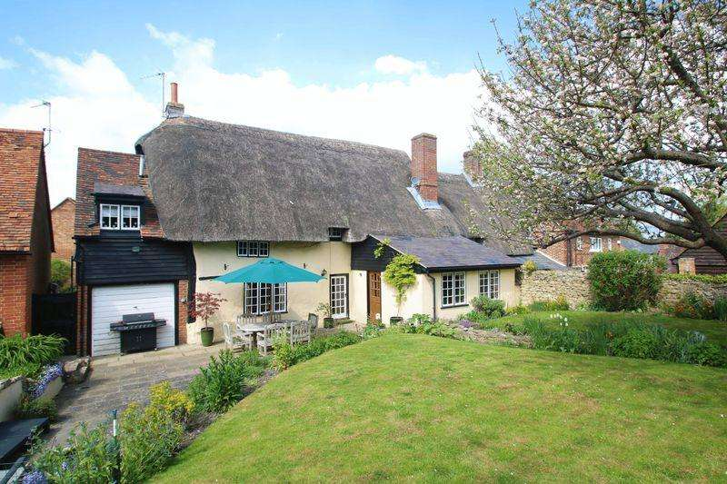 3 Bedrooms House for sale in Long Crendon, Buckinghamshire