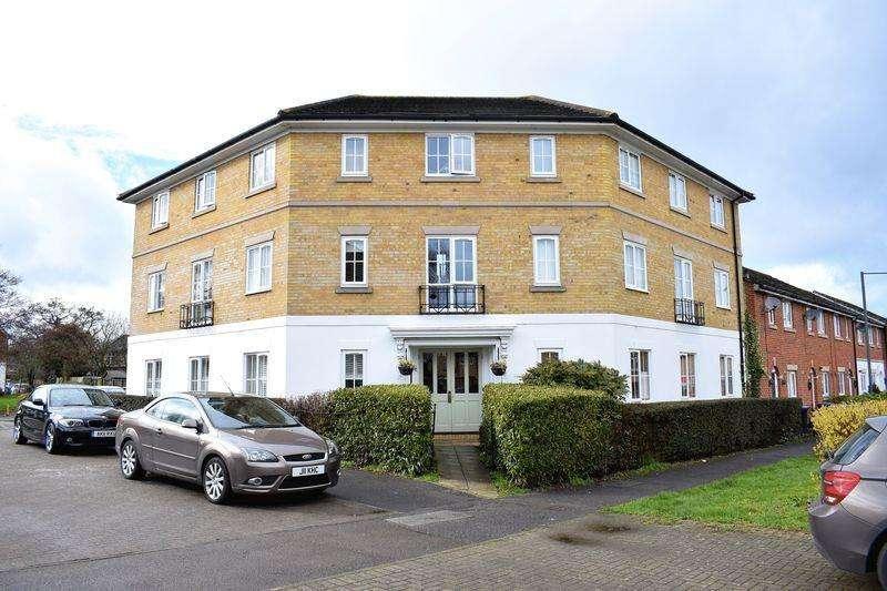 2 Bedrooms Flat for sale in Hadley Grange, Harlow