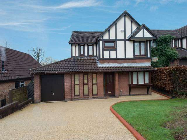 4 Bedrooms Detached House for rent in Lowstern Close, Egerton, Bolton, BL7