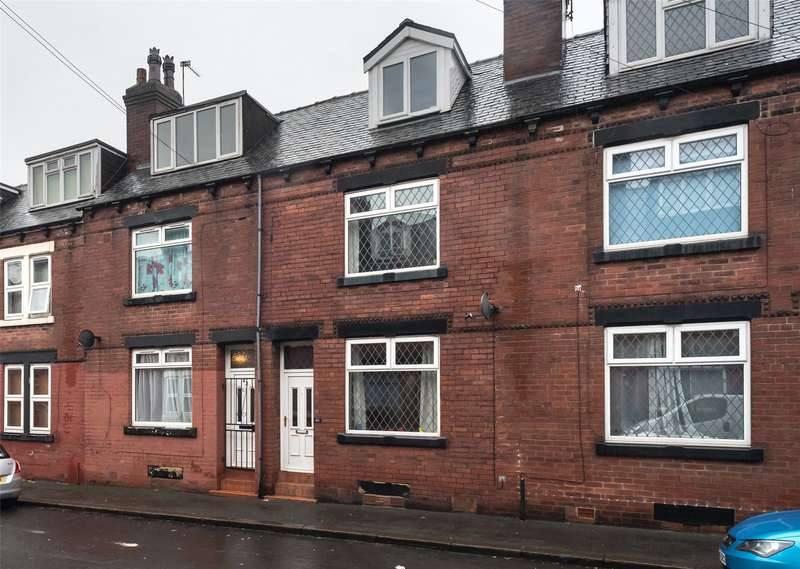 2 Bedrooms Terraced House for sale in Dawlish Road, Leeds, West Yorkshire, LS9