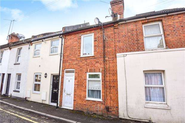 2 Bedrooms Terraced House for sale in Tuns Hill Cottages, Reading, Berkshire