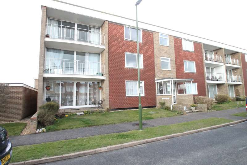 2 Bedrooms Apartment Flat for sale in Chanctonbury Road, Rustington, Littlehampton, BN16