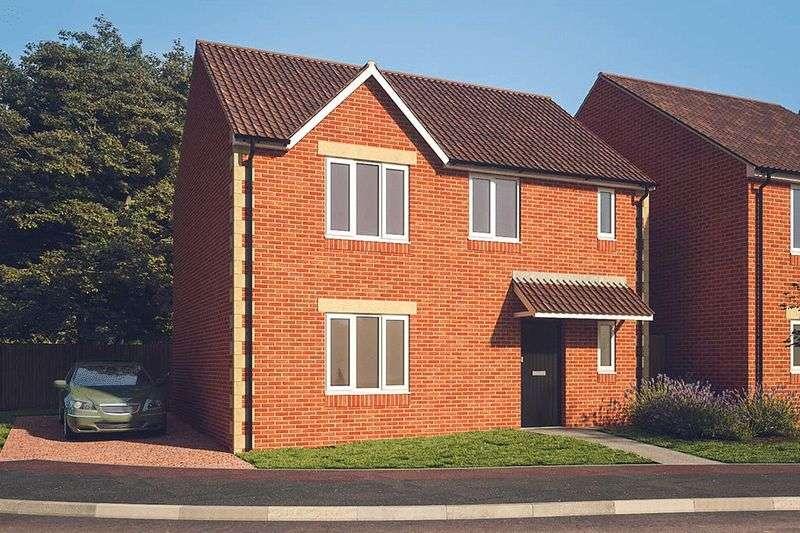 4 Bedrooms Property for sale in Olivier Close, Burnham-On-Sea