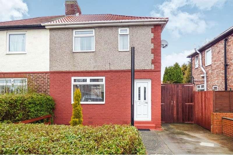 3 Bedrooms Property for sale in Coupland Grove, Jarrow, Jarrow, Tyne and Wear, NE32 5YQ