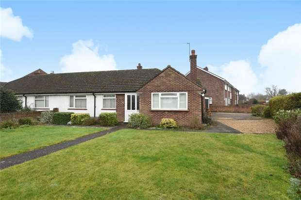 3 Bedrooms Semi Detached Bungalow for sale in Bowhill, Bedford