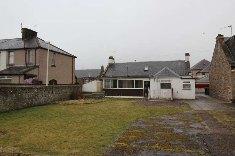 2 Bedrooms Detached Bungalow for sale in Prairie Cottage Smieton Street, Carnoustie, DD7