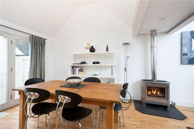 4 Bedrooms Terraced House for sale in Crescent Lane, Bath