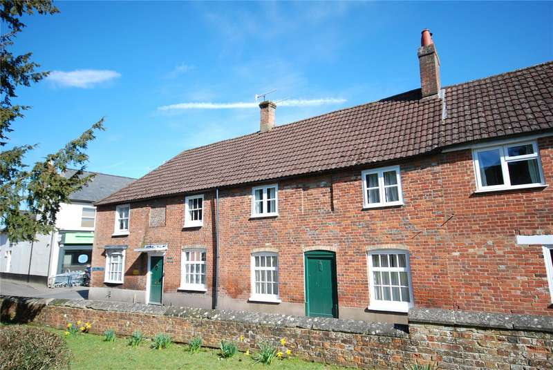 3 Bedrooms End Of Terrace House for sale in Russell Street, Wilton, Salisbury, Wiltshire, SP2