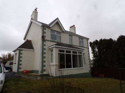 4 Bedrooms Detached House for sale in Lon Yr Eglwys, Penygroes, Caernarfon, Gwynedd, LL54