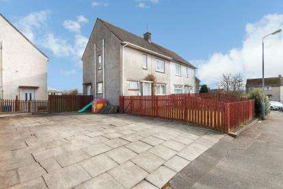 3 Bedrooms Semi Detached House for sale in Hicks Avenue, Maybole