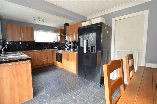 3 Bedrooms End Of Terrace House for sale in Glenfall, Yate, BRISTOL, BS37 4LY