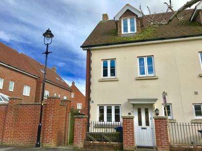 3 Bedrooms End Of Terrace House for sale in Amesbury, Salisbury, Wiltshire