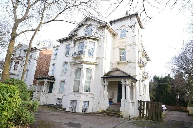 1 Bedroom Apartment Flat for sale in Ullet Road, Sefton Park, Liverpool, L8
