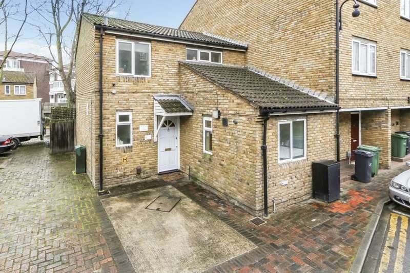 2 Bedrooms End Of Terrace House for sale in Mandela Street, London SW9