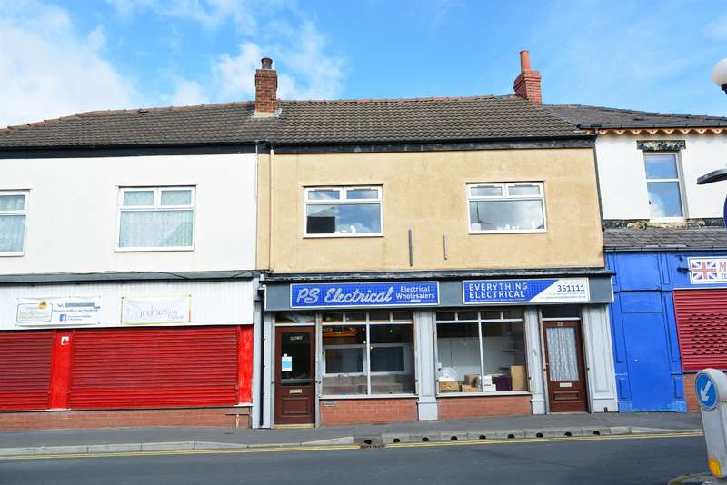 3 Bedrooms Commercial Property for sale in Pleasant Street, Blackpool, FY1 2HU
