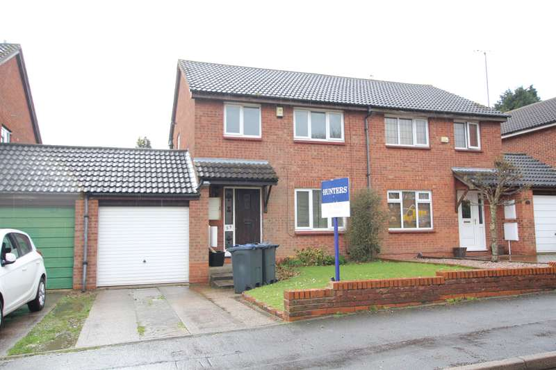 3 Bedrooms Semi Detached House for sale in Berryfields Road, Sutton Coldfield, B76 2UR