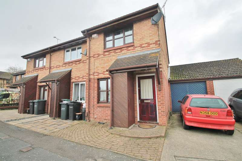 2 Bedrooms End Of Terrace House for sale in Farley Road , Gravesend , DA12 2LT