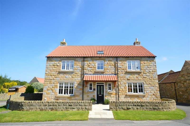 5 Bedrooms Detached House for sale in South End, Burniston, Scarborough, YO13 0HP