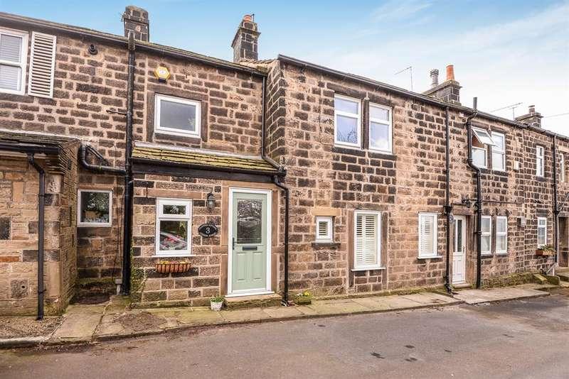 3 Bedrooms Terraced House for sale in London Street, Rawdon, Leeds, LS19 6BT