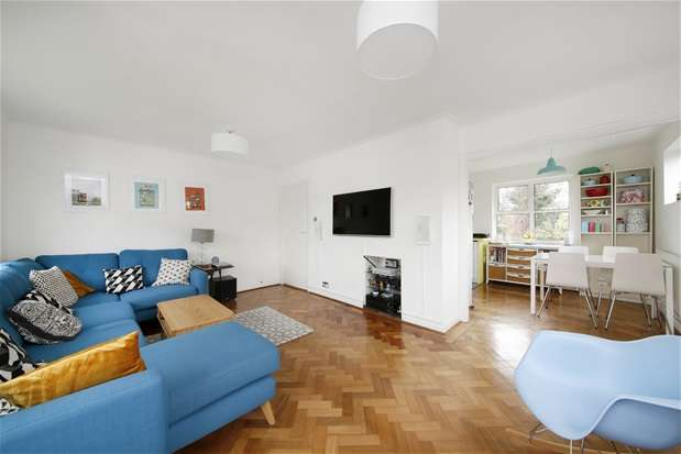 3 Bedrooms Maisonette Flat for sale in Dulwich Wood Park, London