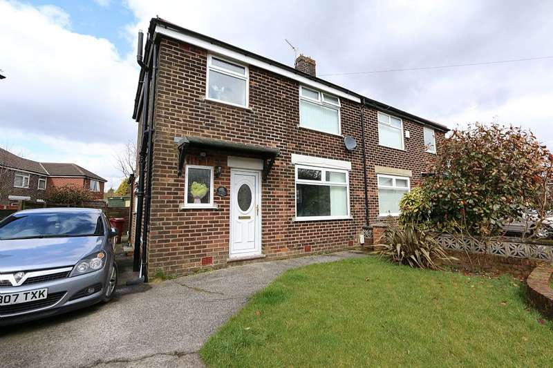 3 Bedrooms Semi Detached House for sale in Observatory Road, Blackburn, Lancashire, BB2 3HE