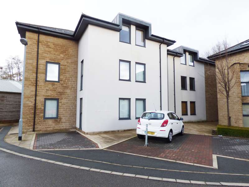 2 Bedrooms Apartment Flat for sale in Ladson House, Lockside View, Stalybridge, SK15