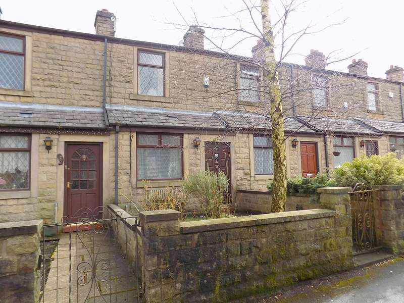 2 Bedrooms Terraced House for sale in Wynne Street, Halliwell, Bolton, BL1