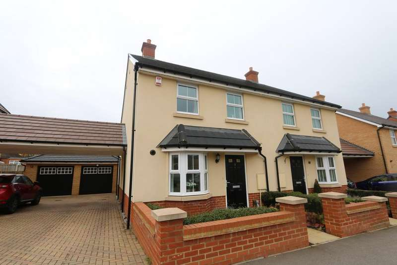 3 Bedrooms Semi Detached House for sale in Kingston Road, Thundersley SS7