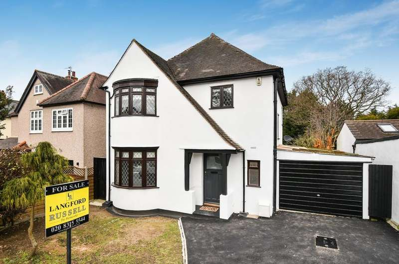 3 Bedrooms Detached House for sale in Avondale Road Bromley BR1