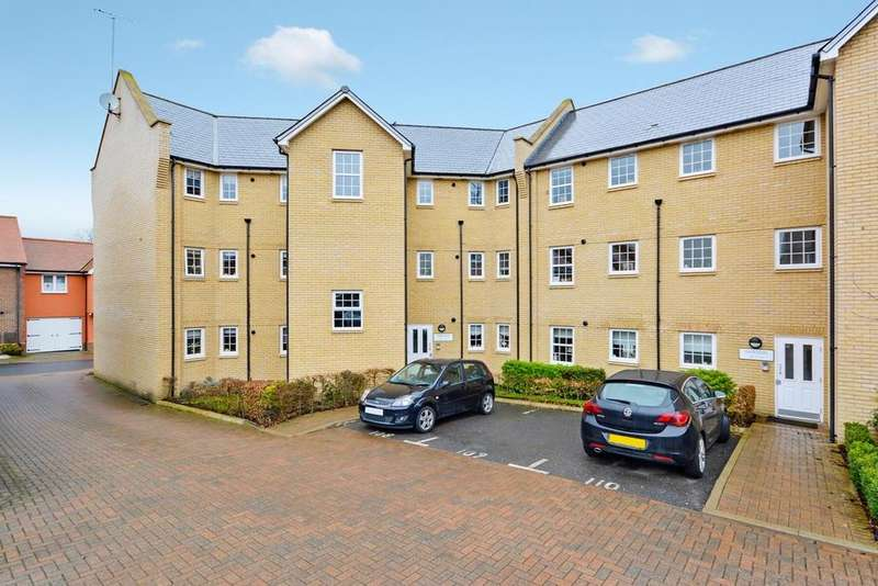 2 Bedrooms Ground Flat for sale in Tabor Court, Samuel Courtauld Avenue, Braintree, Essex, CM7