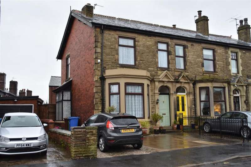 3 Bedrooms Terraced House for sale in Rawcliffe Road, Chorley